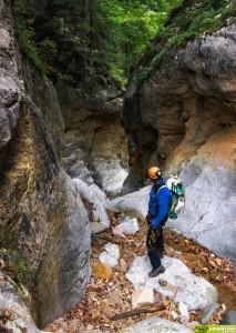 Canionul Valea Seaca Carpatic Fun 01