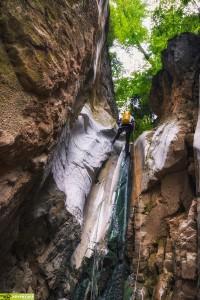 Canionul Valea Seaca Carpatic Fun