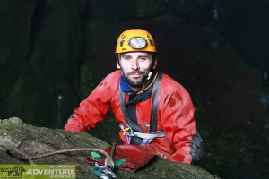 Emil - Guide & Caving specialist, also our historian